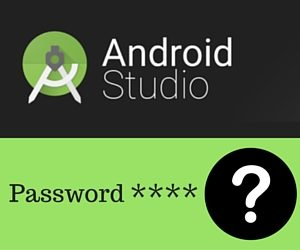 Android Keystore Recover Passpword