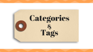 Wordpress Pages Categories